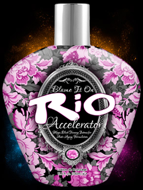 blame it on rio signature tanning lotion