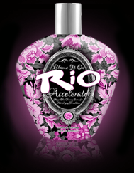 blame it on rio accelerator indoor tanning lotion